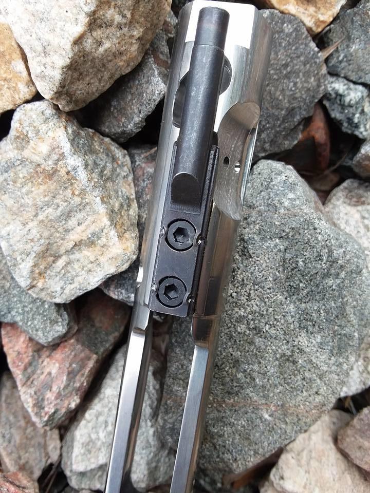 Bolt Carrier Only – Toolcraft Lightweight, Titanium *Sale*